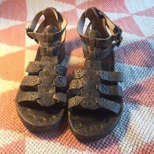 ae993c5b310 Frye Shoes - Frye Rachel Motto Gladiator Sandals